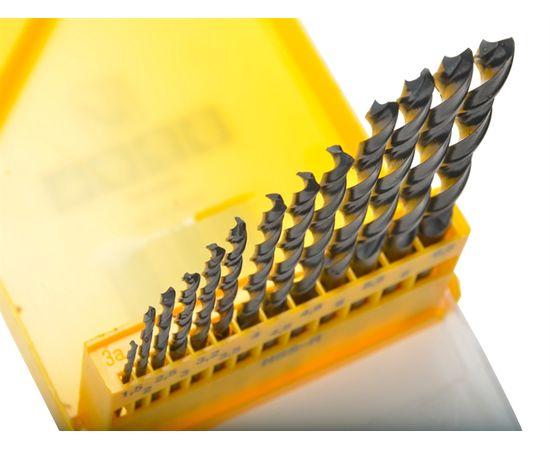 Набор сверл по металлу 19 шт. 1-10 мм в металлической кассете HSS-R DeWALT - DT5913, фото 2 | SNABZHENIE.com.ua