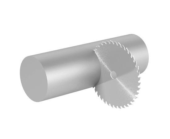 Пила дисковая 254 х 30 мм, Z 60, по стали для продольного и поперечного пиления CMT - 226.060.10M, фото 3 | SNABZHENIE.com.ua