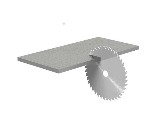 Пила дисковая 254 х 30 мм, Z 60, по стали для продольного и поперечного пиления CMT - 226.060.10M, фото 2 | SNABZHENIE.com.ua