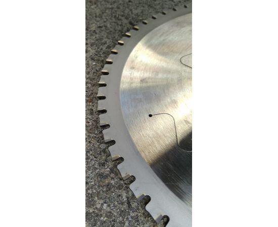 Пила дисковая 254 х 30 мм, Z 60, по стали для продольного и поперечного пиления CMT - 226.060.10M, фото 6 | SNABZHENIE.com.ua