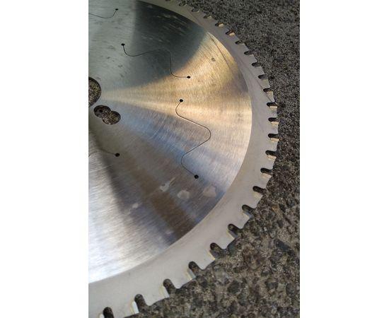 Пила дисковая 254 х 30 мм, Z 60, по стали для продольного и поперечного пиления CMT - 226.060.10M, фото 7 | SNABZHENIE.com.ua