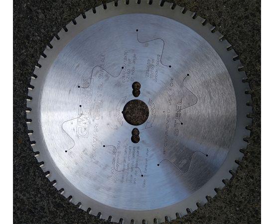 Пила дисковая 254 х 30 мм, Z 60, по стали для продольного и поперечного пиления CMT - 226.060.10M, фото 14 | SNABZHENIE.com.ua