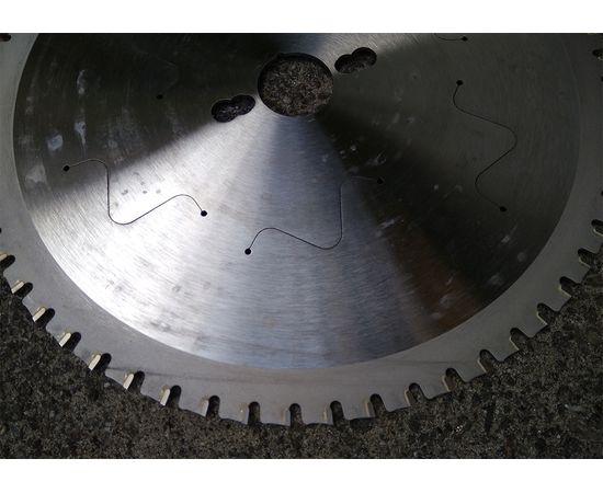 Пила дисковая 254 х 30 мм, Z 60, по стали для продольного и поперечного пиления CMT - 226.060.10M, фото 8 | SNABZHENIE.com.ua