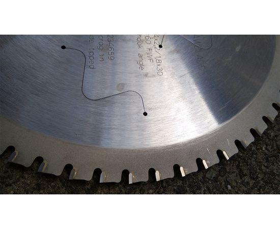 Пила дисковая 254 х 30 мм, Z 60, по стали для продольного и поперечного пиления CMT - 226.060.10M, фото 12 | SNABZHENIE.com.ua