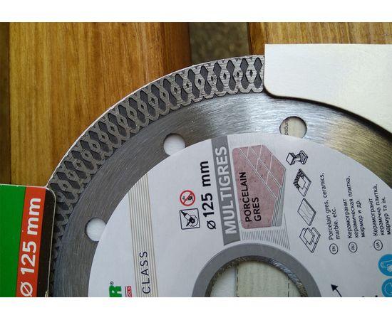 Диск алмазный отрезной 125 x 1,4/1,0 x 10 x 22,23 по плитке Multigres DISTAR - 11115494010, фото 6 | SNABZHENIE.com.ua