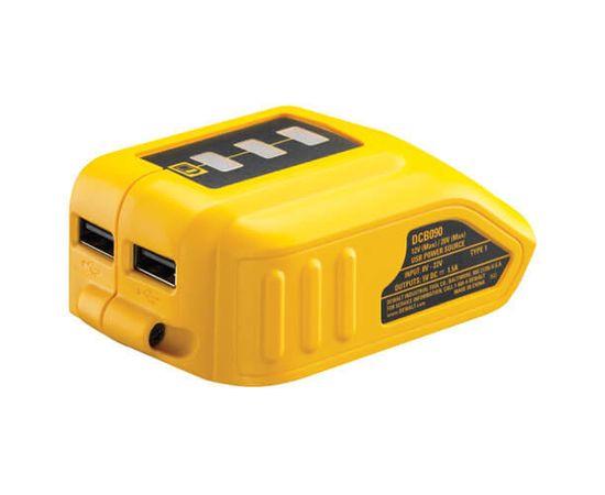 Адаптер USB зарядного устройства DCB090 DeWALT - DCB090, фото 1 | SNABZHENIE.com.ua