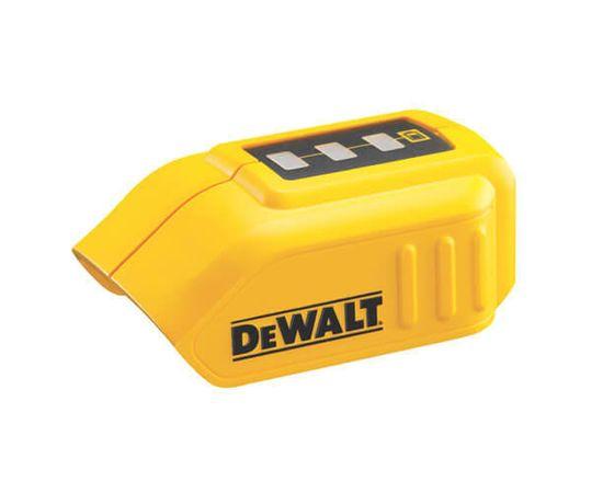 Адаптер USB зарядного устройства DCB090 DeWALT - DCB090, фото 3 | SNABZHENIE.com.ua